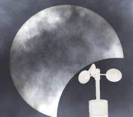 New evidence to solve the mystery of the 'eclipse wind'