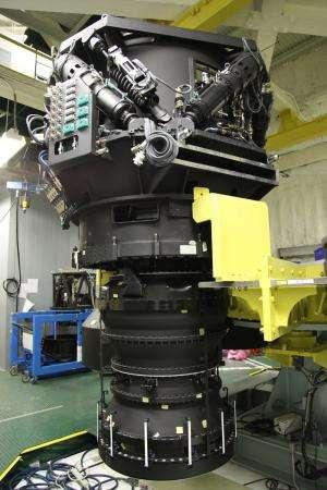 New instrument increases Subaru Telescope's FOV sevenfold