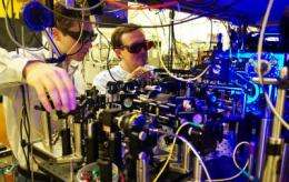 New technique efficiently creates single photons for quantum information processing