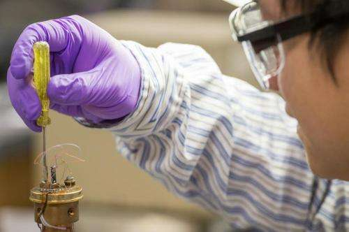 New thermoelectric material could be an energy saver