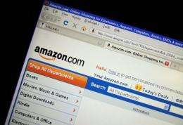 Online retail titan Amazon.com saw its stock price soar after the release of quarterly earnings figures