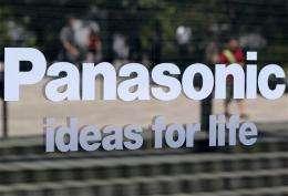 Panasonic returns to profit in 1Q on cost cutting