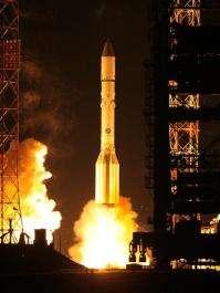 Russian rocket fails to reach target orbit