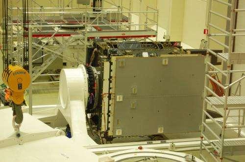 Small GEO satellite platform lands at ESA