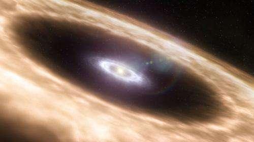 Stellar shockwaves shaped our solar system