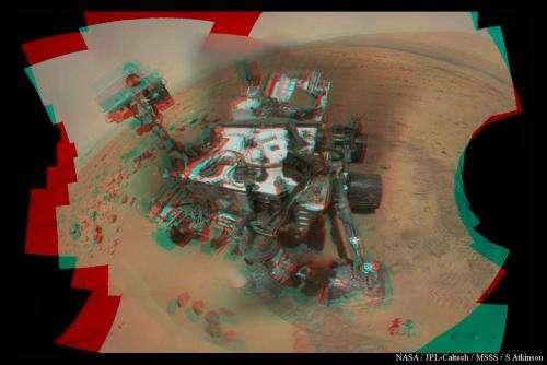 The Curiosity Rover's Ultimate Self-Portrait