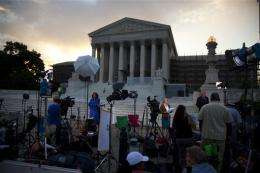 Top US court to announce fate of Obama health plan