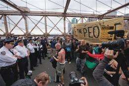 Twitter hands over protester tweets in Occupy case