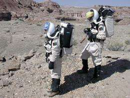 Volunteers sought for simulated Mars mission