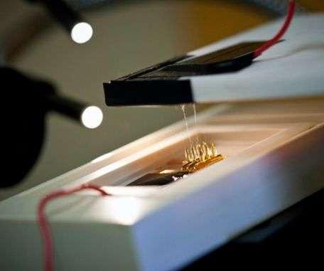 Researchers make 'nanospinning' practical