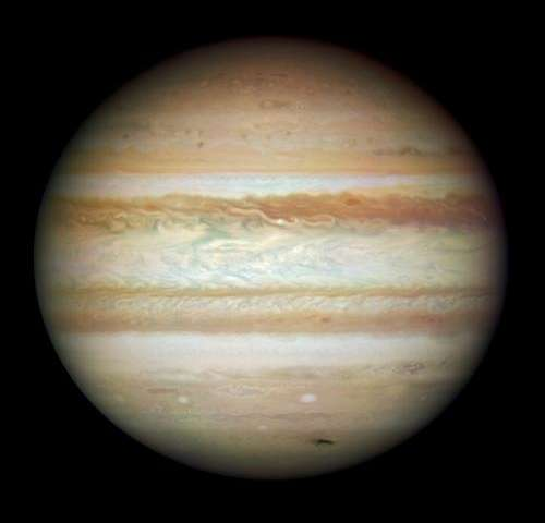 Researchers simulate 2009 Jupiter impact