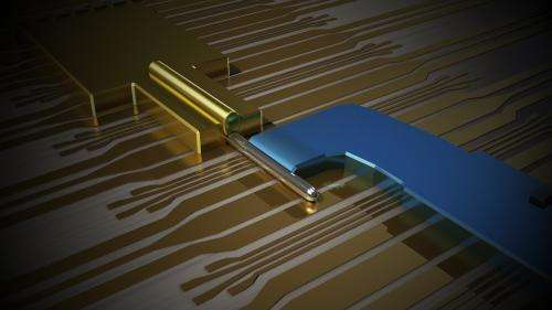 Researchers find possible evidence of Majorana fermions
