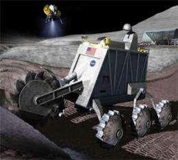 Lunar boom: Why we'll soon be mining the moon