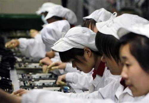 Apple supplier halts China factory after violence