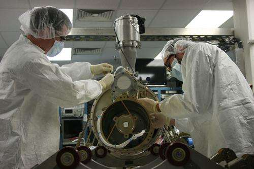 Experiment examining a SLICE of the interstellar medium
