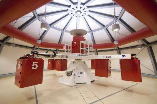 Hypergravity helping aircraft fly further
