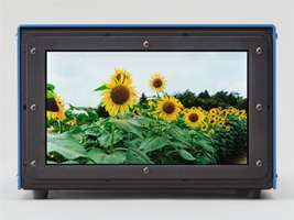 Japanese company builds 9.6 inch 4K x 2K LCD panel