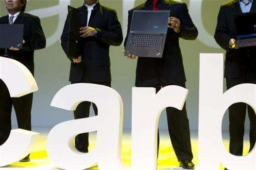 Lenovo unveils lighter, quicker ThinkPad laptop