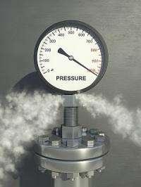 Nanotechnology: Feel the pressure
