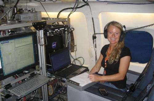 NASA's new way to track formaldehyde
