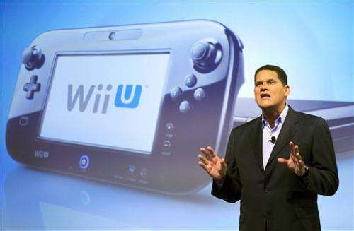 Nintendo's Wii U to launch Nov. 18, start at $300