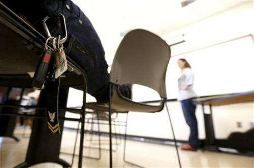 Program helps veterans reintegrate through music