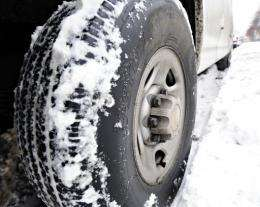 "Researchers at Leipzig university are developing the world's first-ever ""intelligent"" tyre which adapts to the weather"
