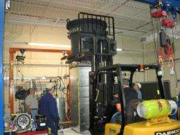 Researchers take big step to develop nuclear fusion power