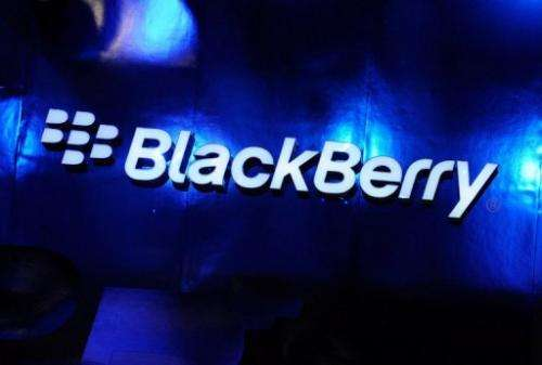 Research In Motion unveiled a revamped BlackBerry platform
