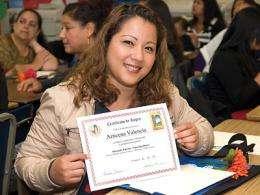 Survey shows program boosts Latino parents' child knowledge, confidence