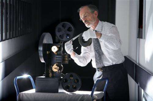 UK museum revives first-ever film shot in color