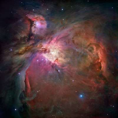 International study suggests a massive black hole exists in the Sword of Orion