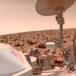Curiosity's search for organics