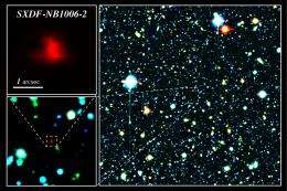 Discovery of the most distant galaxy in the cosmic dawn