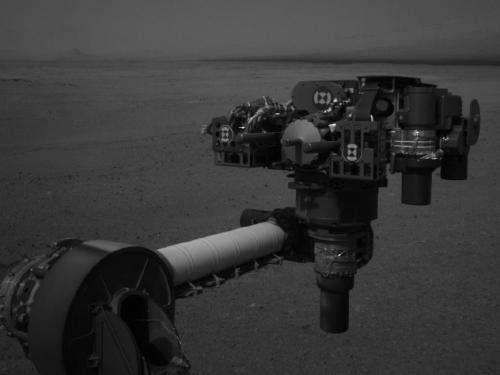 Mars rover Curiosity prepares for 1st test drive