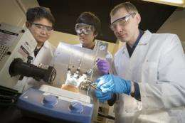 Research reveals nanotechnology simplifies hydrogen production for clean energy