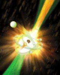 Scientists create first atomic X-ray laser