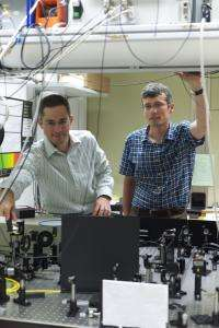 """Scientists """"waltz"""" closer to using spintronics in computing"""