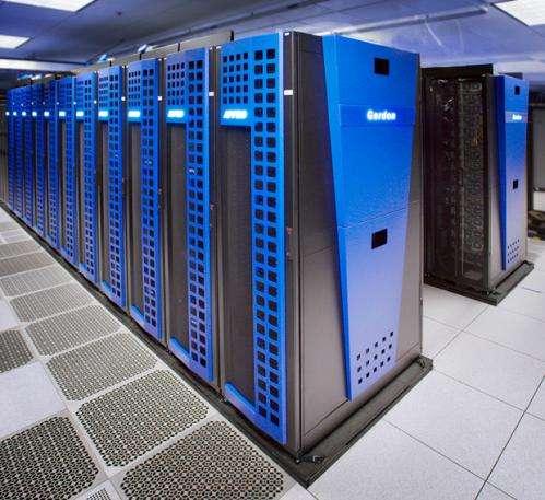 SDSC's 'Gordon' supercomputer: Ready for researchers