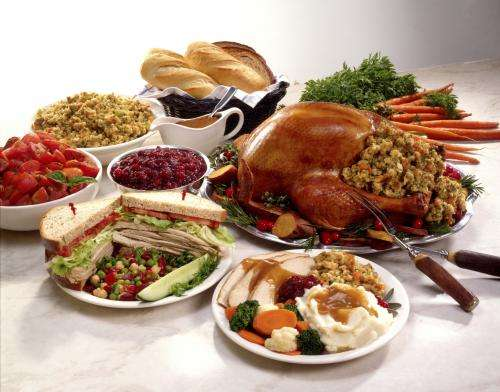 Helpful hints, and an illusion, for healthy holiday eating