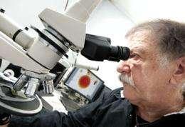 Nanoparticles found in moon glass bubbles explain weird lunar soil behaviour