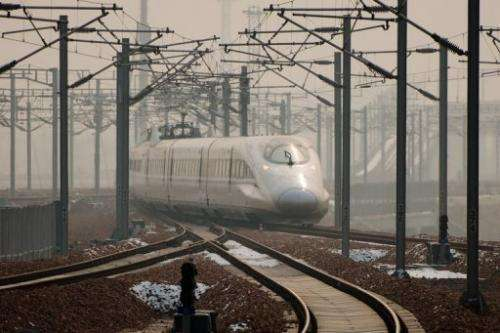 World's longest bullet train service launched in China