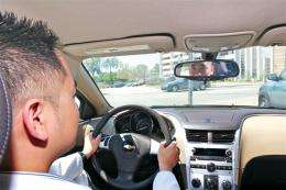 Research shows gaps in unfit driver reporting