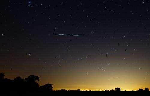 Orionids, planets, constellations brighten October skies