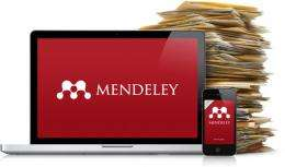 Academic social network Mendeley generates 100 million API calls a month