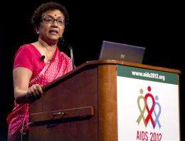 Aging AIDS epidemic raises new health questions