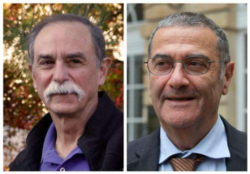 A glance at the Nobel Prize for physics