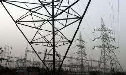 A massive power cut has blacked out a vast swathe of northern India early Monday, including the capital New Delhi