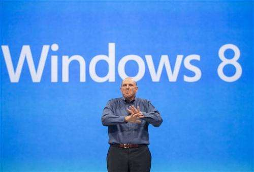 Analysts, PC industry cool on Windows 8
