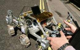 "An ""autonomous robotic scientist"" from the ExoMars mission"